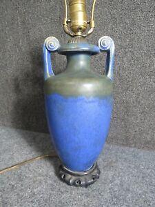 Antique Fulper  Pottery Lamp base