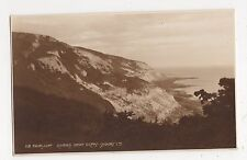 Fairlight, Lovers Seat Cliffs, Judges 119 Postcard, B061