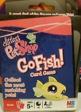LPS Littlest Pet Shops Go Fish Card Game ages 5 and up - NEW