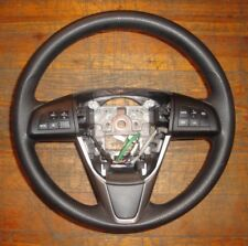 2011 2012 2013 MAZDA 6 STEERING WHEEL  OEM GENUINE
