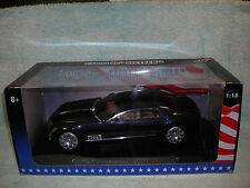 1/18 2003 CADILLAC SWEET SIXTEEN CONCEPT  IN DARK METALLIC BLUE BY RICKO.