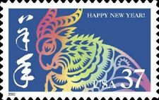 2003 37c Year of the Ram, Happy New Year Scott 3747 Mint F/VF NH