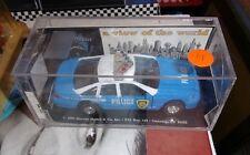 1996 HARVEY HUTTER & Co. New York Checker Taxi Cab 1:43 NEUF EN BOITE