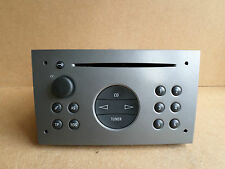 Vauxhall Astra Corsa Vectra Omega CDR2005 CDR 2005 Radio Stereo CD Player + CODE
