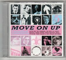 (GQ335) Move On Up, 15 tracks various artists - 2012 - Sealed Mojo CD