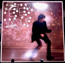 PETER WOLF Lights Out 1984 Album Released 1979 Vinyl/Record  Collection US press