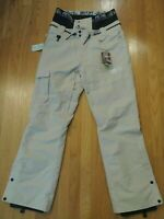 Picture Organic Under Snowboard Pants Mens Size Small NWT Beige