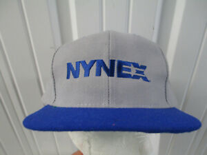 VINTAGE OTTO NYNEX 1896-1996 SNAPBACK HAT CAP NEW W/O TAGS TELEPHONE COMPANY