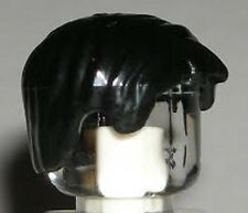 Lego Minifig Hair Male Short Tousled Side Part Super Heroes Creator City Friends