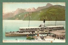 Swiss Single Pre - 1914 Collectable Postcards