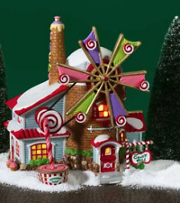 """Department 56, North Pole, """"The Christmas Candy Mill"""", #56762, wonderful"""