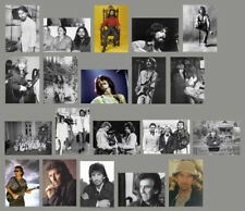George Harrison Foto Set, 20 rare echt Fotos, Beatles, Konzert, Tour