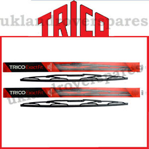 LAND ROVER DISCOVERY 2 WIPER BLADES - TRICO QUALITY FRONT WIPER BLADES ONE PAIR