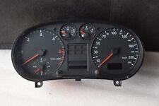 Audi A3 8L Speedometer Instrument Cluster Tacho FIS Multi 8L0919860D