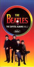 box 4 cd The Beatles The Capitol Albums Vol.2 Apple Rec 094636033525 SIGILLATO
