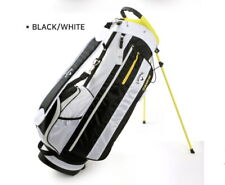 Callaway 2020 CG Sport Men's Stand Bag 9.5in 5-Way 5.5lbs EMS Black/White/Yellow