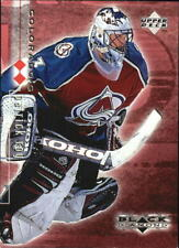 1998-99 Black Diamond Double Diamond #22 Patrick Roy /2000