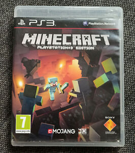 MINECRAFT PS3 SONY PLAYSTATION 3