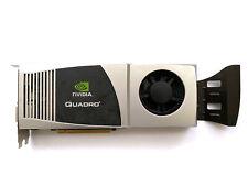 NVIDIA Quadro FX 4800 Video Card 1.5GB DDR3 PCIe DVI Dual Display Port HP DELL