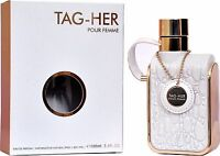 TAG HER BY ARMAF FOR WOMEN - 100 ML PERFUME 100% ORIGINAL EDP