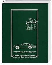 Werkstatthandbuch Jaguar XJS V12