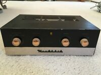 Vintage Heathkit EA-2 Tube Amplifier   Untested As-Is