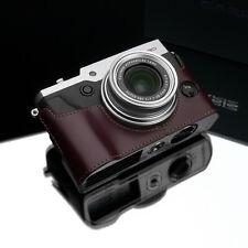 GARIZ Genuine leather case Fujifilm Fuji X30 Brown XS-CHX30BR
