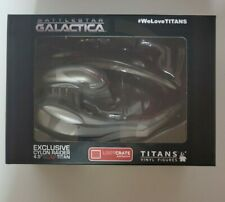 Battlestar Galactica - Sealed Loot Crate Exclusive Cylon Raider 4.5� by Titans
