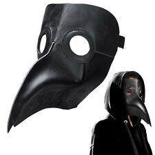 Schnabelmaske Gothic Pestmaske Rabenmaske Cosplay Steampunk Pest Schnabel Maske