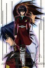 big card gold foil Gundam Seed Destiny anime Athrun Zala Kira Yamato Shinn Asuka