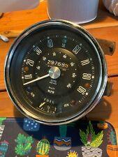 orignial austin mini cooper smith mechanical speedometer