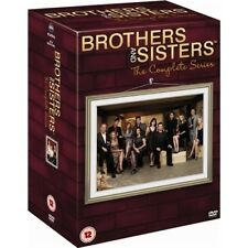 Brothers and Sisters Complete Series Seasons 1 2 3 4 & 5 1-5 DVD Box Set New