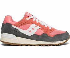Saucony Men's Shadow 5000 Vintage Running Shoes S70404-12 Pink | White Brand New