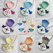 Openable Shell Pendant DIY Mermaid Melody Necklace Pichi Pichi Pitch Necklace