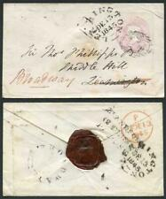 Penny Pink with better postmarks