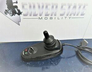 D51157 / CTLDC1574 Pride Jazzy Power Wheelchair 4 Pin Joystick #3666