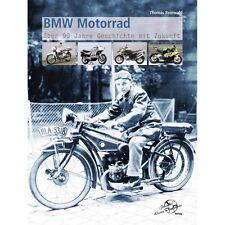 BMW MOTORRAD �œber 90 Jahre Geschichte mit Zukunft Typen Modelle Buch Bildband