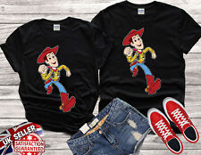 ADULT TOY STORY WOODY KIT 3 PC HAT VEST BANDANA COSTUME DRESS DG23433