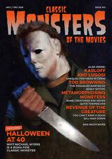 Classic Monsters Magazine Issue 13: Horror Film and Horror Movie Magazine