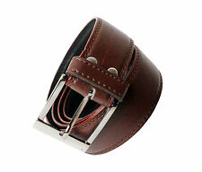 Men's Semi Formal Belt Brown color with Free shipping