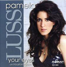 Pamela Luss - Your Eyes [New CD]
