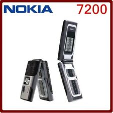 Nokia 7200 Flip Cell Phone 2G GSM900/1800 (check your network band before order)