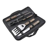 Barbecue Grill BBQ Kitchen Tool Stainless Steel Tongs BBQ Grill Set 4PC/Set