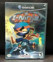 I-Ninja -  Nintendo GameCube Tested / Working Game NGC Rare COMPLETE