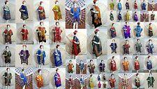 50 Pc Wholesale Lot Assorted Women-Kaftan Short Nightwear Beach Tunic Maxi Dress
