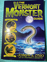 Vermont Monster Guide 2009 Softcover Book Very Good Joseph Citro