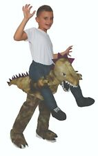 Forum Novelties Ride on Dinosaur Funny Animals Childrens Halloween Costume 83786