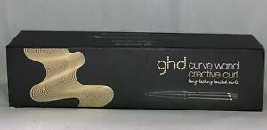ghd Curling Iron, Creative Curl Wand, Professional Hair Curling Iron with Tapere