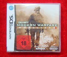 Call of Duty Modern Warfare Mobilized, Nintendo DS Spiel Neu, deutsche Version