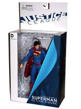 "DC Collectables Justice League Jim Lee 52 Superman 7"" Action Figure Sealed UK"